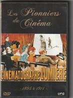 Dvd LES PIONNIERS DU CINEMA  1895 1914  Etat: TTB   Port 110 Gr Ou 30gr - Documentary