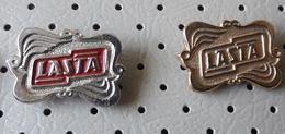 LASTA Capljina  Biscuit, Cookies  And Waffle Factory Bosnia Ex Yugoslavia Pins - Food