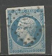 LOT DE NAPOLEON N° 14 PC 3474 ( LA VALETTE / 15 ) - Marcophilie (Timbres Détachés)
