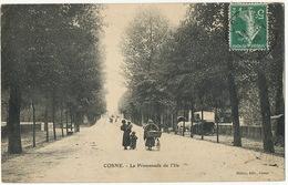Gitan Forains Rom Gypsy Manouche Gens Du Voyage Roulotte à Cosne Sur Loire - Europe