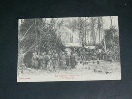 LUNEVILLE     1914/18    /     VILLAGE NEGRE     ........ EDITEUR QUANTIN LIBRAIRIE A LUNEVILLE - Luneville