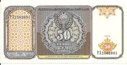 OUZBEKISTAN 50 SUM 1994 UNC P 78 - Uzbekistan