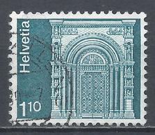 Switzerland 1975. Scott #570 (U) Gallus Portal, Basel Cathedral * - Suisse