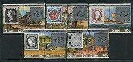 Niue 1980 Zeapex '80 International Stampe Exhibition, London Set MNH (SG 353-62) - Niue