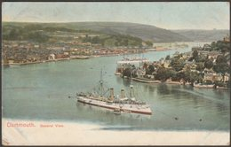 General View, Dartmouth, Devon, 1904 - Peacock Postcard - England