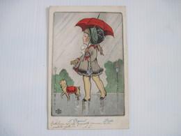 CPA  Carte Fantaisie L'Orgueil   Pride  T.B.E. Colorisée - Illustratoren & Fotografen