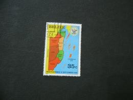 FRANCOBOLLO BELIZE INDIPENDENCE 21 SEPTEMBER 1981 - Belize (1973-...)