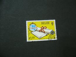 FRANCOBOLLO  BELIZE ROTARY INTERNATIONAL - Belize (1973-...)