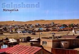 MONGOLIA, SAINSHAND, VISTA PARICAL  [45959] - Mongolia