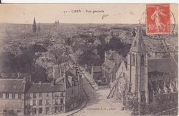 CPA -  121. CAEN -- Vue Générale - Caen