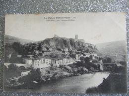 LE VELAY PITTORESQUE / CHILHAC PRES LAVOUTE CHILHAC / BELLE CARTE / 1904 - Autres Communes