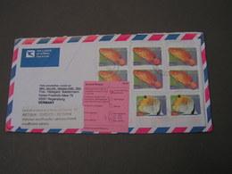 SA, Fischer 2006 To Germany - Luftpost