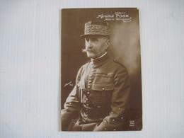 CPA  Maréchal FOCH Notre Vainqueur  T.B.E. DIX Paris 1365 - War 1914-18