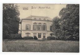 Zele   Kasteel Hoek  1913 - Zele