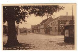 BOTTELARE - BOTTELAERE De Kerkstraat La Rue De L'Eglise - Merelbeke