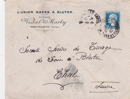 Brief In Die Schweiz (br4531) - 1922-26 Pasteur