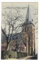 Burght (Waes) De Kerk (Voorkant) - Zwijndrecht