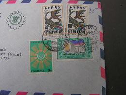 Äthiopia   Nice Air Cv Crocos - Äthiopien
