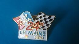 Pin's   24 Heures Du Mans    1994 - Rallye