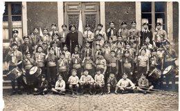 Scoutisme - SCOUTS MUSICIENS - Ed. Ricklin, Châlon - Etat - Scoutisme