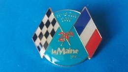 Pin's   24 Heures Du Mans    2000 - Rallye