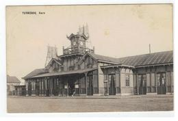 TERMONDE Gare 1912 - Dendermonde