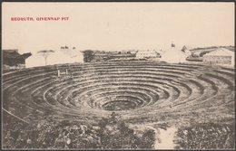 Gwennap Pit, Redruth, Cornwall, C.1905-10 - Postcard - England