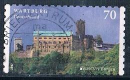 2017  Europa (Cept)  Wartburg - Selbstklebend - BRD