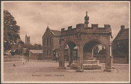 Market Cross, Cheddar, Somerset, C.1910 - Postcard - Cheddar