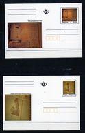 BELG.1995 BK48-BK49 - Illustrat. Cards