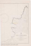 Marina Militare, 1883-84, Rada Di Portoferraio, Isola D'Elba, Rilievi Nave Washington, Com.te Magnaghi - Tecnica & Strumenti Nautici