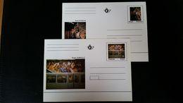 BELG.1994 BK46 ** + BK47 ** - Stamped Stationery