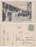 Ozieri - Fiera Bestiame, Viaggiata 1918 - Autres Villes