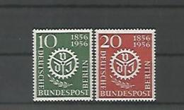 A02642)Berlin 138 - 139** - Neufs