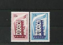 A04236)Frankreich 1104 - 1105**, Cept - Frankreich