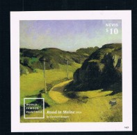 DA1128 Nevis 2014 Hopper Painting Maine Way 1M All 0914 - Other