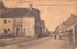 Ste Sainte Marie En Chanois (70) - Grande Rue - France