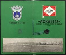 Titulo Acção Arrasto - Companhia Pesca Do Centro Portugal - Figueira Foz - One Share Certified 1947 - Fishing Company - Industrie