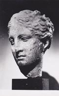 Grèce,GREECE,GRECIA,griechenland,Athènes,Athenai,a Thina,attique,musée  Archeologique,sculpture,tete D'HYGIE - Griekenland
