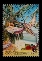 COCOS-ISLANDS  1995 Mi.nr.336 Insekten  OBLITÉRÉS / USED / GESTEMPELD - Cocos (Keeling) Islands
