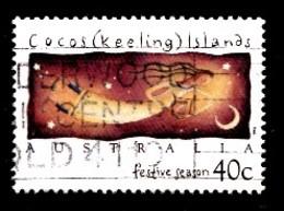 COCOS-ISLANDS 1994 Mi.nr.329  Weihnachten  OBLITÉRÉS / USED / GESTEMPELD - Cocos (Keeling) Islands