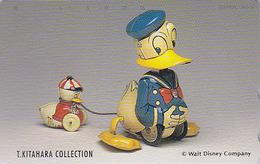 Télécarte NEUVE Japon / 110-165876 - DISNEY ** Série KITAHARA COLLECTION 3/17 ** - Japan MINT Phonecard - Disney