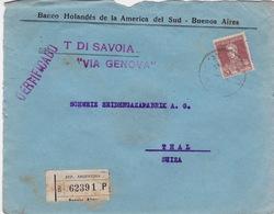 Ausschnitt/Vorderseite (br4558) - Argentinien