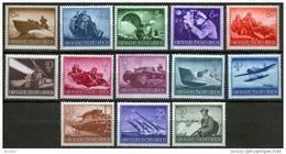 ALLEMAGNE DEUTSCHES III REICH 791 à 803 ** Militaria : Soldat Armée Aviation Marine Journée Des Héros (CV 22,50 €) - Allemagne