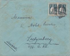 Brief In Die Schweiz (br4563) - 1910-... Republic