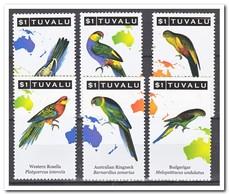 Tuvalu 2011, Postfris MNH, Birds - Tuvalu