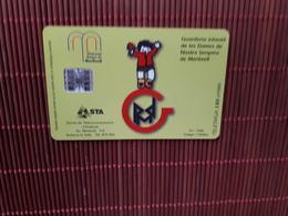 Phonecard Andora Animal Used Only 7000 EX Made Rare - Andorra