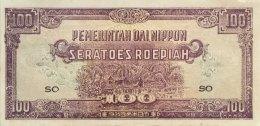Netherland Indies 100 Rupiah, P-126b XF - Niederländisch-Indien