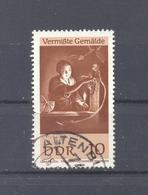 1967  DDR  Mi-1287  7. Juni  Vermisste Gemälde - [6] République Démocratique