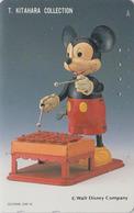 Télécarte  Japon / 110-175426 - DISNEY ** Série KITAHARA COLLECTION 11/17 ** - Music Xylophone Japan Phonecard - Disney
